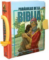 Parabolas de la Biblia (Spanish Edition) Hardcover