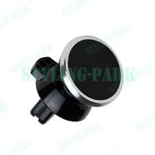 Car Truck Mobile Phone Magnetic Air Vent Sticky Bracket Mount Cradle Holder Clip