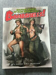 Bombshells! A Galerie Girls Collection pin up