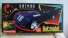 BATMAN < BATMOBIL > Animated Series 1993 Kenner Erstausgabe Neu ungeöffnete OVP