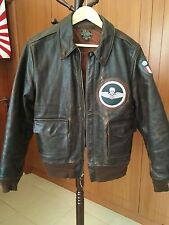USAAF Star Sporstwear A-2 jacket by Eastman Leather  Size 42