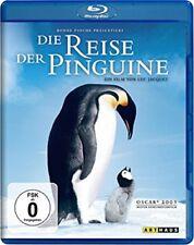 Die Reise der Pinguine Blu-ray NEU OVP