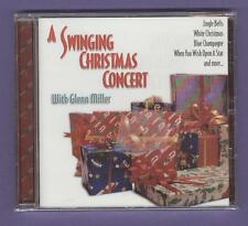 A Swinging Christmas Concert W/ Glenn Miller Music CD 2001 Laserlight 12 776