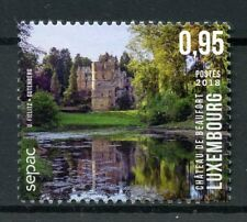 Luxembourg 2018 MNH Beaufort Castle Spectacular Views SEPAC 1v Castles Stamps