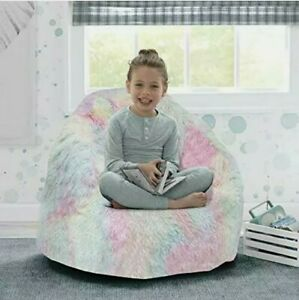 Delta Children Snuggle Foam Filled Chair Toddler Size for Kids Up to 6 Years ...