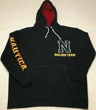 Nautica Sailing Team The Lil Yachty Collection Mens sz XLT Navy Pull Over Hoodie