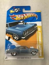 Hot Wheels 2012 New Models '64 Chevy Chevelle SS
