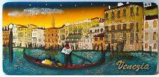 Fridge magnet Jumbo Venice Italy souvenir,Italian souvenir /Night,3D gift resin