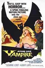 Atom Age Vampire Poster 01 A4 10x8 Photo Print