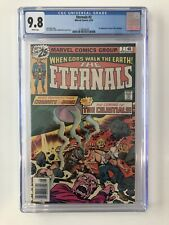 Eternals #2 CGC 9.8 First Appearance Of The Celestials 1976