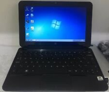 HP Mini 210-1000 Notebook Intel Atom 2GB RAM 250GB HDD Win 7