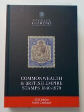 New ListingStanley Gibbons British Commonwealth Stamp Catalogue Part 1 2021 edition.