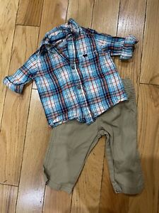 baby boy Carter's 6 Months Outfit