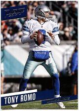 Tony Romo - Dallas Cowboys #58 Prestige 2017 Panini NFL Trade Card (C2410)