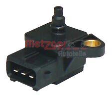 Sensor, Ladedruck METZGER 0906082