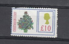 GB Local Lundy £10 Christmas Stamp Scarce MNH JK46