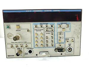 Tektronix CG551AP Programmable Calibration Generator PLUG IN
