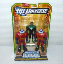 DC UNIVERSE UNLIMITED GREEN LANTERN MAN HUNTER 1 & 2