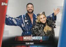 2019 Topps WWE Women's Division ,Mixed/Match #MMC-5 Team Pawz