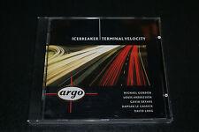 Icebreaker Terminal Velocity CD (1994)