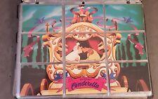 Skybox Cinderella cards in binder.