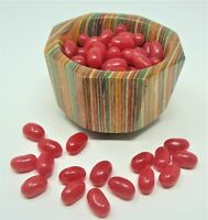 Gourmet VERY CHERRY Jelly Candy Jelly Beans 1/4 LB to 10LB Bags BULK Best Price