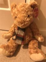"Best Bear Friends Quality Soft Toy Comforter 16"" VGC g11"