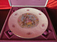 1978 Royal Doulton Valentine's Day Plate