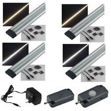 Lichtleiste SMD LED Unterbauleuchte Küchenleuchte Leuchte tageslicht- warm- weiß