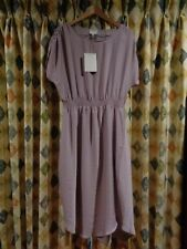 womens WITCHERY maxi fit and flare style dress SZ 14
