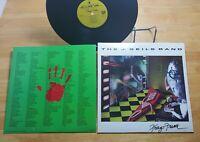 The J. Geils Band FREEZE FRAME LP Vinyl Record Album Orig SOO-17062 1981 NM