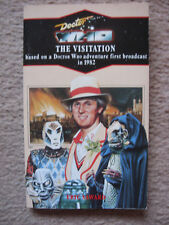 'Doctor Who - The Visitation' by Eric Saward - Target Paperback -  Blue Spine
