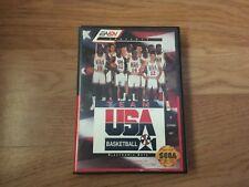 Team USA Basketball SEGA GENESIS (MegaDrive) USA Import