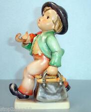 """Hummel Goebel Merry Wanderer Figurine #7/1 TMK5 7""""H Museum Archive"""