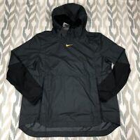 Nike Mens Lightweight Pullover Running Sweater Media Pocket Size XL AO5973-017