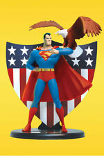 SUPERMAN #14 STATUE BY DC Comics, Fred Ray, Sculpted by James Shoop