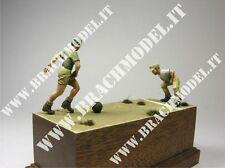 Brach Model 1/35 WWII Italian Football