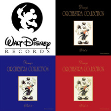 SEALED Disney's Orchestra Collection Complete 3 CD Set 54 Soundtrack Songs RARE!