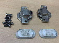 WHIRLPOOL WASHING MACHINE DOOR HINGES AND MAGNETS FOR INTEGRATED DOOR