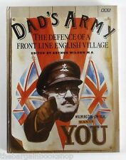 DAD'S ARMY The Defence of a Front Line English Village JIMMY PERRY (1989) 1st Ed
