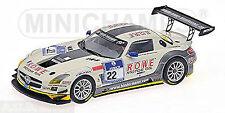 Mercedes SLS AMG GT3 ADAC Nürburburgring Rowe Racing # 22 1:43 Lim.750 pc