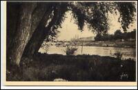 TOURS Indre-et-Loire ~1920 CPA Bords de la Loire France