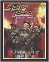 STARSHIP TROOPERS: MOBILE INFANTRY ARMY BOOK: Science Fiction Wargame Sourcebook