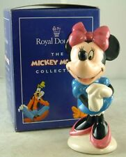 ROYAL DOULTON MICKEY MOUSE COLLECTION MINNIE MOUSE MM 8
