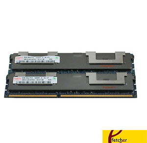 16GB (2X8GB) DDR3 ECC REG. MEMORY FOR DELL PRECISION WORKSTATION T5500, T7500