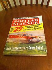 Popular Science June 1961 Civil War Weapons Water Skiis Secret Sub Hound Dog