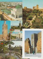 RABAT  MAROC MOROCCO Afrique 61 Modern Cartes Postales 1960-1990