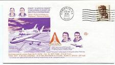 1977 Space Shuttle Enterprise Captive Inert Unmanned Flight Edwards Truly Engel