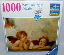 NEW Ravensburger Puzzle Raffaello Cherubs 1000 Pieces