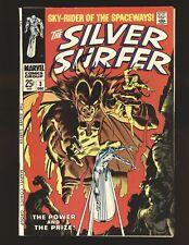Silver Surfer # 3 - 1st Mephisto VG/Fine Cond.